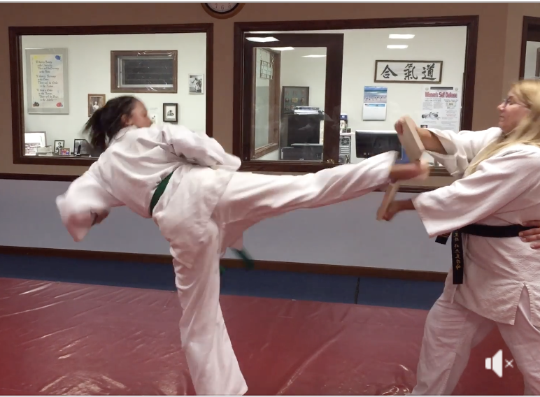 Changs Hapkido Academy Rank Test 2019
